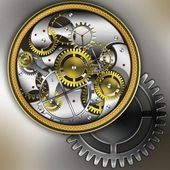 Mechanical watches — Stock Photo