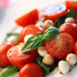 Caprese salad — Stock Photo #5755713