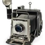 Vintage camera — Stock Photo #5971912