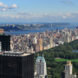 Central Park and Upper West Side - Stock Photo