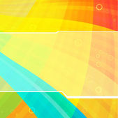 Abstract Hi-tech background — Stock vektor