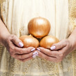 Royalty-Free Stock Photo: Bunch of onion
