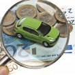 Car and money — Stock Photo #6236274