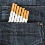 Jeans pocket — Stock Photo #6236765