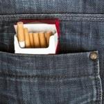 Jeans pocket — Stock Photo #6236766
