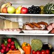 Stock Photo: Refrigerator