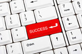 Success key — Stock Photo