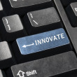 Innovate key — Stock Photo