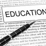 Education word — Stock Photo #6242142