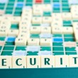 Security word — Stock Photo