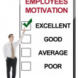 Employees Motivation — Stock Photo #6242483