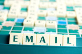 Email word — Stock Photo
