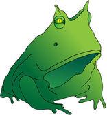 Horned Frog — Stock Photo