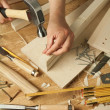 Wood working — Stock Photo #5647726