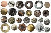 Metal details — Stock Photo