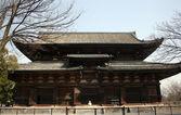 Temple Kytoko — Stock Photo