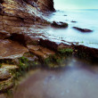 Stock Photo: Stones and water seascapes