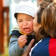 Little crying boy — Stock Photo #5588467