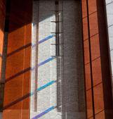 Hall de entrada do edifício moderno — Foto Stock
