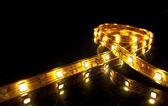 LED garland — Stock Photo