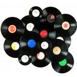 ������, ������: Vintage vinyl records