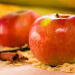 Apple pie ingredients — Stock Photo #5817879