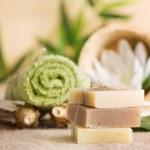 Natural soaps — Stock Photo #5818020