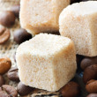Sugar cubes - Foto Stock