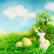 Easter scene — Stock Photo #5818845