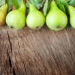 Royalty-Free Stock Photo: Freshly harvested pears