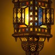 Moroccan Lantern — Stock Photo