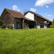 Old Swiss Farm — Stock Photo
