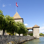 Rolle Chateau, Switzerland — Stock Photo #6639426