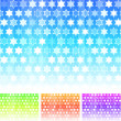 Stock Vector: Star background