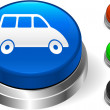 Royalty-Free Stock Vector Image: Van Icon on Internet Button