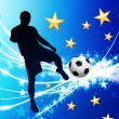 Royalty-Free Stock Vector Image: Global Soccer Event Group B