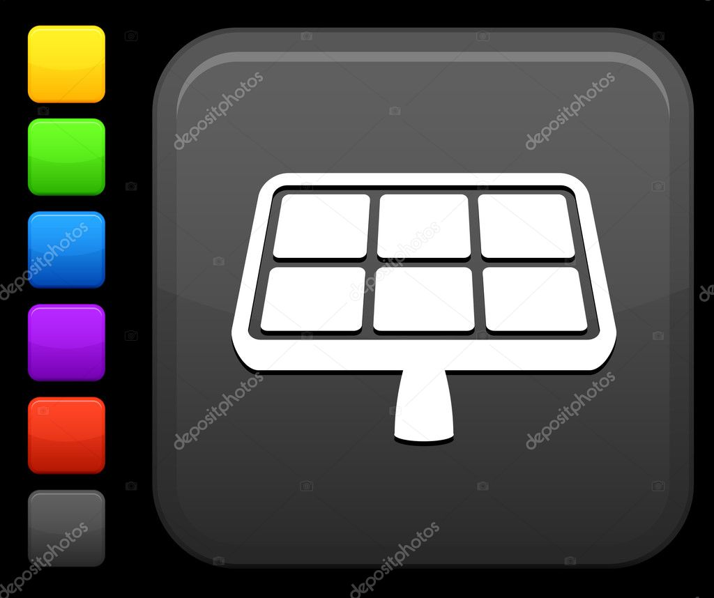 Original vector icon.Six color options included. — Stock Vector #6510300