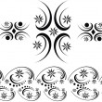 Beautiful pattern — Stock Vector #5960921