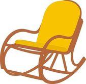 Fotele biurowe — Wektor stockowy