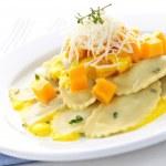 Ravioli dinner — Stock Photo #6649145