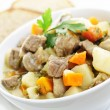 Bowl of beef stew - 