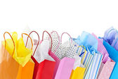 Shopping bags — Fotografia Stock