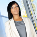 Donna d'affari — Foto Stock