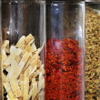 Traditional Chinese herbal medicines — 图库照片