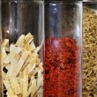 Traditional Chinese herbal medicines — Foto de Stock