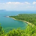 Lake Superior panorama — Stock Photo