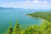 Lago superior — Foto Stock