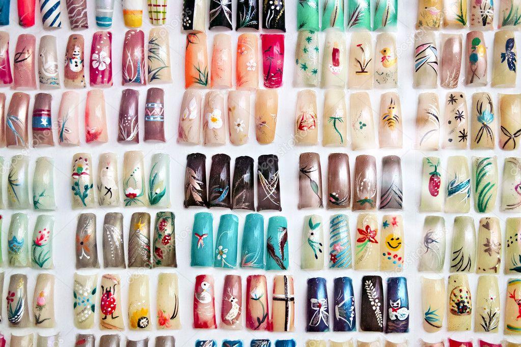 Дизайн ногтей и рисунков на ногтях