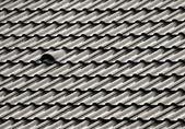 Dom dach tekstury — Zdjęcie stockowe