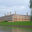 Royalty-Free Stock Photo: Clare college of Cambridge university